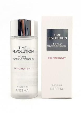 Missha Time Revolution The First Treatment Essence RX, 30 мл