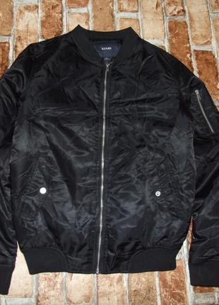 Куртка бомбер девочке 12 лет kiabi