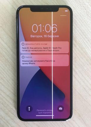 Apple IPhone X 256 Gb (69144) Уценка