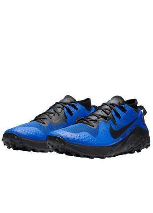 Оригинальные кроссовки! nike wildhorse 6 art da4664-400