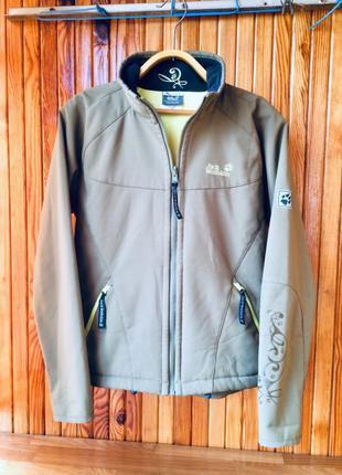 Новая оригинальная куртка/толстовка Jack Wolfskin