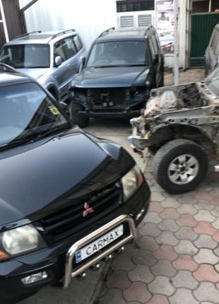 АВТОРАЗБОРКА шрот Mitsubishi Pajero 3 Митсубиши Паджеро