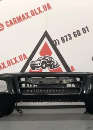 Бампер передний передній Паджеро Вагон Mitsubishi Pajero Wagon...