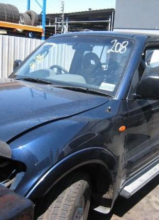 Автошрот запчасти разборка Mitsubishi Pajero Wagon III 3.0 3.2...
