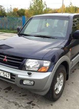 Mitsubishi Pajero Sport Wagon 1997-2008 ПО ЗАПЧАСТЯМ