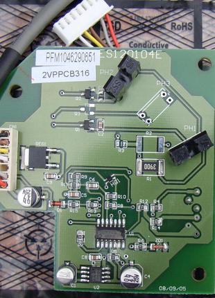 Ho Shing, сенсор HS-2VPPCB316 (HSB-ES120104E)