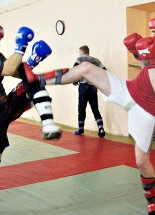 Тайский бокс г. Луганск
