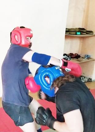 Бокс г. Луганск
