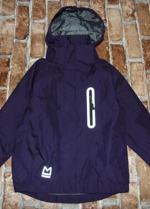 Куртка ветровка 6 лет девочке