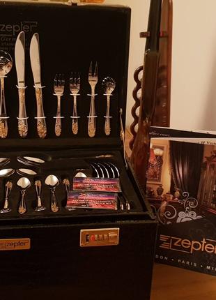 Zepter набор столовых приборов на 12 персон