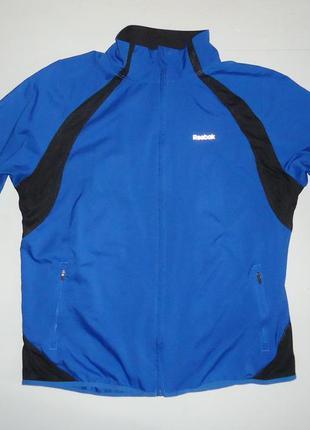 Куртка ветровка reebok cooling спорт (l)