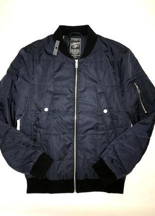 Стильна демисезонна чоловіча куртка jack&jons