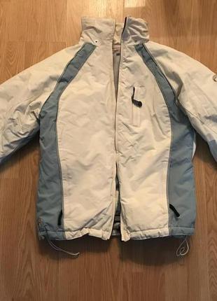 Зимова, тепла куртка