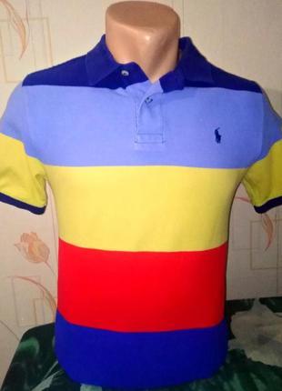 Ralph lauren kids рубашка-поло