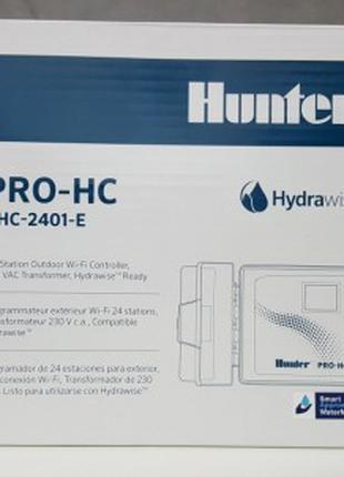 PHC-2401-E Hunter контролер із WiFi на 24 зони