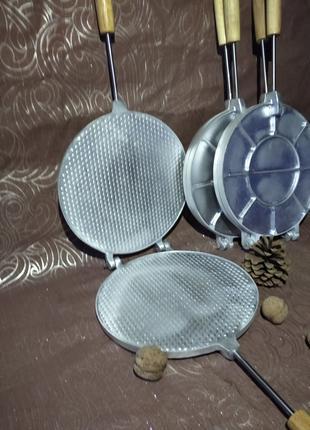 Формы для выпечки вафель