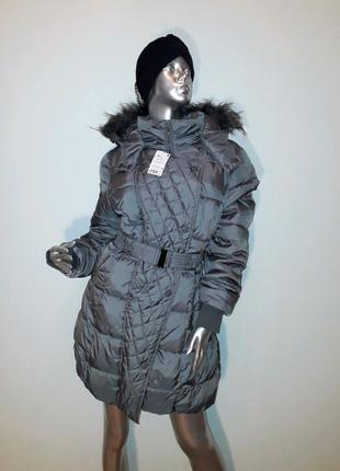Куртка женская зимняя пуховик размер L