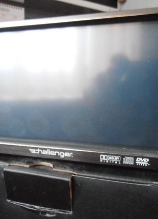 Мультимедийный центр 2-DIN Автомобильная магнитола Challenger DVA