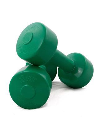 Гантели для фитнеса по 2кг