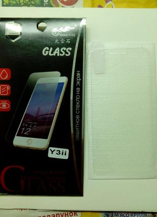 Защитное стекло Huawei Y3 Ii 129 х 62 мм