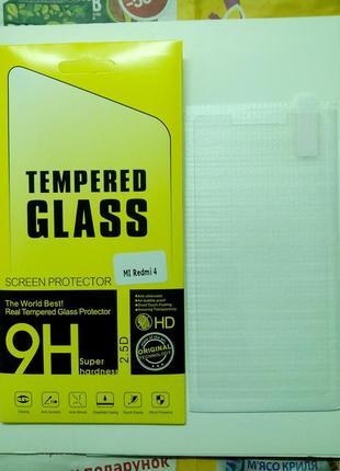 Защитное стекло Xiaomi Redmi 4 4x 132 х 63 мм 133 х 62 мм