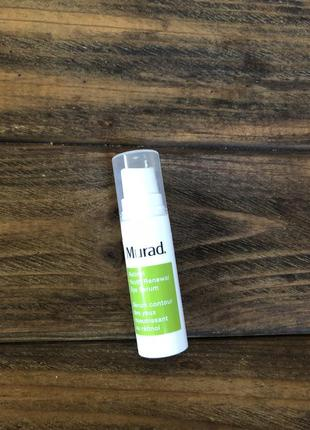 Люкс крем для глаз murad retinol youth renewal eye serum