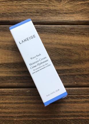 Увлажняющий крем laneige water bank moisture cream