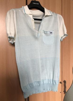 Мужская футболка тенниска dolce&gabbana оригинал