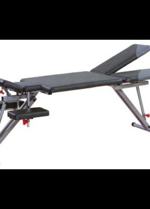Массажный стол inter atletik gum st702