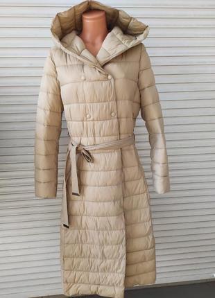 Очень крутое зимнее пальто италия