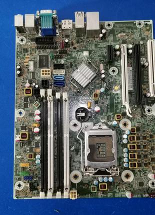 Материнская плата от брендового ПК HP EDISON сокет 1155
