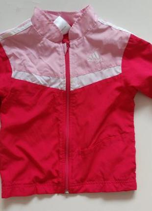 Куртка  ветровка спортивная кофта adidas