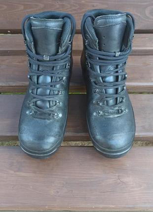 Ботинки meindl gore-tex ( з металевим носком )