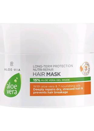 Відновлююча маска для волосся
