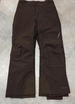 Лижні штани columbia titanium (omni-tech)