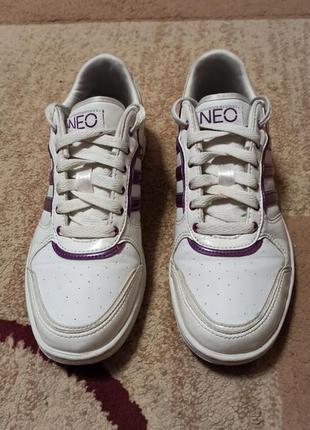 Кроссовки adidas neo label