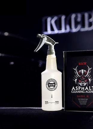 Антибитум очиститель битума и смолы KLCB Asphalt cleaning agen