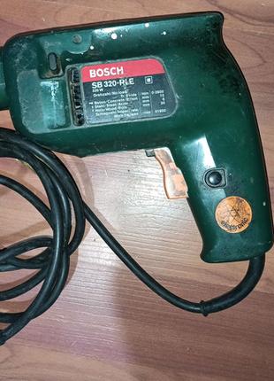 Дрель Bosch SB 320-RLE