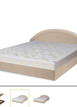 Срочно двуспальная кровать б/у