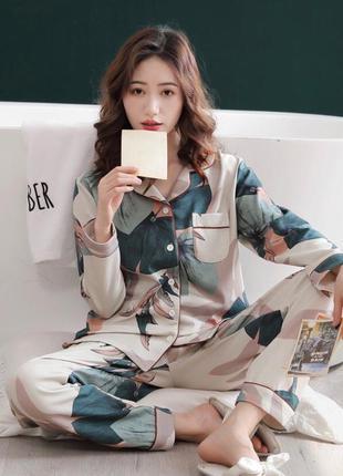 Женская домашняя одежда-пижама do2012 {маломерит}
