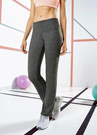Женские стильные функциональные брюки crivit размер xs (32/34)