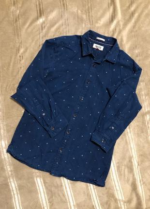 Чоловіча сорочка фірми Tommy Hilfiger.