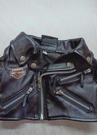 Harleharley davidson куртка   xs костюм  черный xs куртка ,чер...