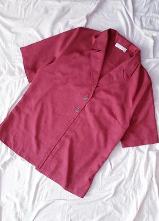 Блузка піджак маскулінний  oversized