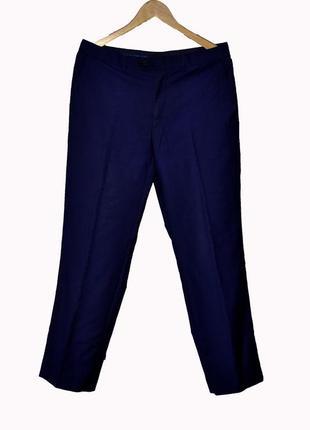 Стильные мужские синие брюки