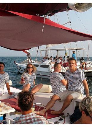 Морские прогулки и аренда парусных яхт Одесса напрямую от капи...