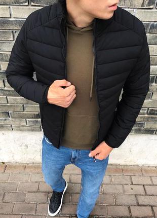 Мужская куртка весна осень водонепроницаемая