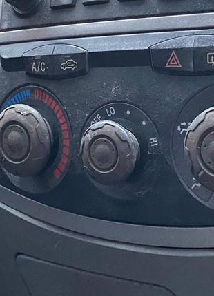 Блок управления отоплением T11-8112010 чери тиго т11 Chery Tiggo
