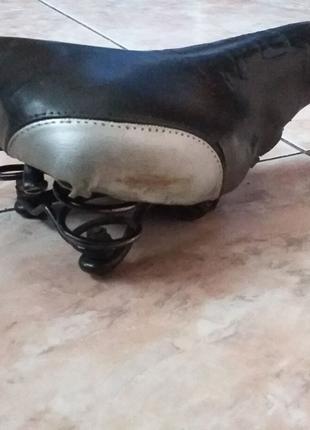 Сидіння до велосипеда