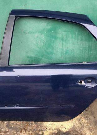 Б/у дверь задняя левая Renault Laguna 2, 7751471660 , Рено Лагуна